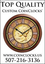 Custom CoinClocks™