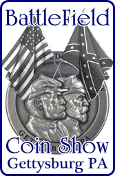 The National Battlefield Coin Show™ September 10-12, 2015