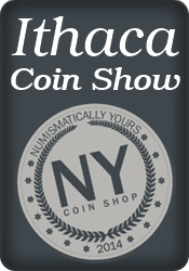 Ithaca Coin Show Oct. 10th, 2015