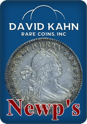 David Kahn Rare Coins Newp's