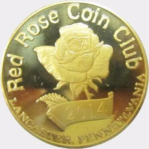 Red Rose Coin Club, Inc  Coin Show - Lancaster, Pennsylvania