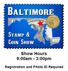 Baltimore Stamp And Coin Show Auction